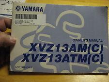 NEW Yamaha Owner's Manual User Guide 1999 2000 XVZ13AM XVZ13ATM(C)