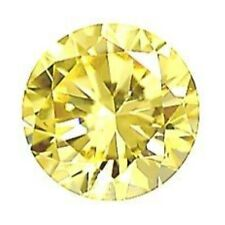 10mm ROUND NATURAL LEMON QUARTZ YELLOW GEM GEMSTONE