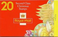 GB Barcode Stamp Booklet LX7 CHRISTMAS 1994 20 X 2nd NATIVITY (19p) SG 1843 x 20