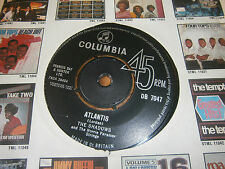 The Shadows-Atlantis/I Want You To Want Me-Columbia 1963 Mint