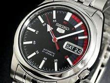 100% Authentic! SEIKO 5 SNK375 SNK375J SNK375J1 SNK375JC Men's Watch New Japan