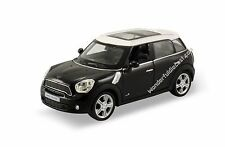 "RMZ city Mini Cooper S Countryman 1:36 scale 5"" diecast model car Black R38"