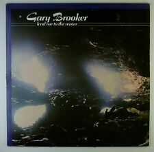 "12"" LP - Gary Brooker - Lead Me To The Water - k6188 - washed & cleaned"