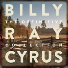 The Definitive Collection by Billy Ray Cyrus (CD, Apr-2014, Humphead)