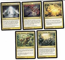 Magic the Gathering MTG**5x*Ultimatum Set*Shards of Alara*SP/NM**FREE SHIPPING