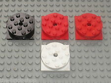 LEGO Espace Space 4 TURNTABLES 3403 / 6286 4565 6277 6991 1793 6276 7019 9650