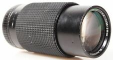 80-200MM F4 LENS FOR PENTAX K W/ MACRO