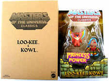 Master of the Universe Classics LOO-KEE & KOWL