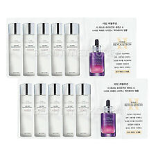 [MISSHA] Time Revolution First Essence + Night Repair Ampoule Sample 10pcs