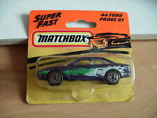 Matchbox Ford Probe GT in Purple on Blister