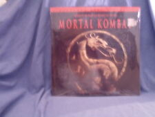MORTAL KOMBAT; Widescreen Special Edition; Brand New Factory Sealed Laser Disc