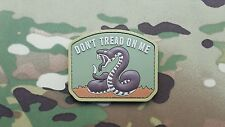PVC Multicam Dont Tread On Me Morale Patch Oathkeepers III% Sheepdog