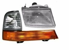 1998 1999 2000 FORD RANGER HEAD LIGHT AND CORNER LAMP RIGHT PASSENGER SIDE