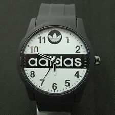 Adidas Brand New Unisex Black Sports Watch