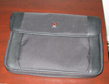 NWOT Wenger Swiss attache laptop bag  with strap