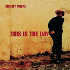 CHRISTY MOORE - THIS IS THE DAY: CD ALBUM (2001)