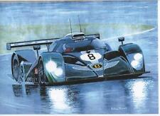 Bentley, Le Mans 2001 Art Print