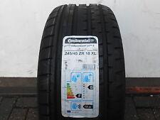 1 Sommerreifen Continental ContiSportContact 2 245/45R18 XL Neu!