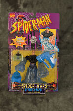Toy Biz Spiderman The Animated Series Hydro Man Action Figure Sealed Card
