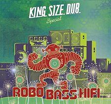 VARIOUS/ROBO BASS HIFI - KING SIZE DUB SPECIAL  CD NEU