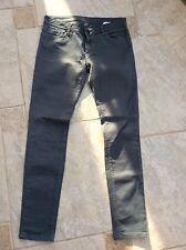 Tres beau jeans  slim gris Maje 38 tbe Modèle Éruption