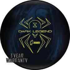 14lb Hammer DARK LEGEND SOLID Reactive Bowling Ball BLACK/BLUE
