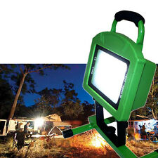PORTABLE LED CAMPING WORK LIGHT FOR CARAVAN/CAMPING Rechargeable 20W