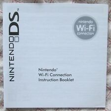 Nintendo DS - Nintendo Wi-Fi Connection Instructions Booklet (Manual only)