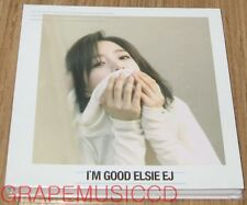 ELSIE EJ EUNJUNG T-ARA I'm good 1ST MINI ALBUM CD + PHOTOBOOK + FOLDED POSTER