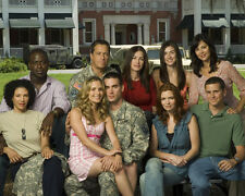 Army Wives [Cast] (35927) 8x10 Photo