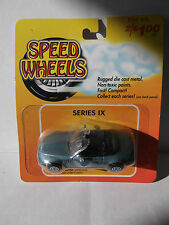 SPEED WHEELS SERIES IX  AUDI   DIE-CAST  NIP