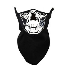 Skull Neoprene Winter Neck Warm Face Mask Veil Sport Motorcycle Ski Bike Biker