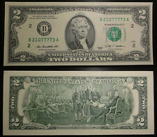 2 Dollar Schein New York (B) 2009 UNC. – Two Dollars New York, NY (B) USA unc.