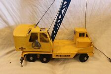 1950s Vintage Nylint Michigan Crane Truck Model T-24 Clark Equipment Steel