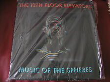 The 13th Floor Elevators - Music Of The Spheres 2011 Charly / IA Records Sealed