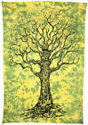 Indian Tree of Life Tapestry Wall Hanging Art Decor Bedspread Mandala Star NEW