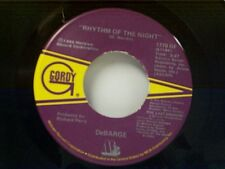 "DeBARGE ""RHYTHM OF THE NIGHT / QUEEN OF MY HEART"" 45 MINT"