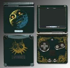 Zelda Majora's Mask Special Moon Game Skin Nintendo Game Boy Advance GBA SP