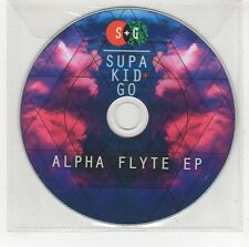 (GG683) Supa Kid + Go, Alpha Flyte EP - DJ CD