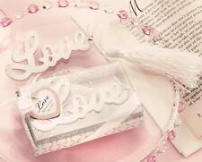 New Love Note Alloy Bookmark Novelty Ducument Book Marker Label Stationery BUCA
