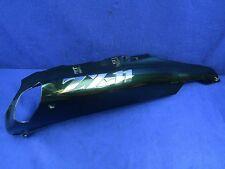 96 Kawasaki ZX11 Right Side Tail Fairing CRACK ZX 11 Ninja #221 Rear Plastic
