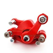 Red Rear Disc Brake Caliper For Electric Go Kart Mini ATV Quad GoPed Gas Scooter