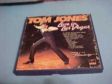 REEL TO TAPE LONDON 3 3/4 IPS 4 TRACK TOM JONES LIVE IN LAS VEGAS FLAMINGO