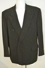 HUGO BOSS VESTE COSTUME JACKET SUIT 54 T54 XL VERT