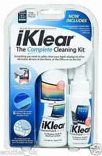 iKlear Complete Screen & Cleaning Kit for iPad, iPhone, MacBook or iMac NEW