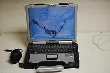Panasonic Toughbook CF-29 Rugged 1.4ghz Touch Screen Laptop Win XP USB Complete