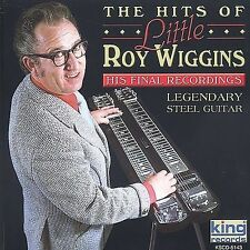 His Final Recordings by Roy Wiggins (Cassette, Mar-2002, King) NEW Sealed