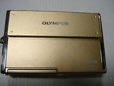 Very Nice Olympus 1050 SW 1050SW Digital Camera Waterproof - Gold