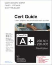 CompTIA A+ 220-801 and 220-802 Cert Guide - PERFECT