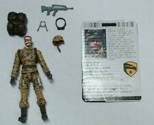 "GI Joe Rise Of Cobra 2011 Dusty 3.75"" Loose Rockslide ATAV Driver 100% complete"